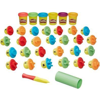 Massa de Modelar - Aprendendo as Letras - Play-Doh - Hasbro B3407