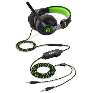 Headset Gamer Sharkoon Rush ER2 Green