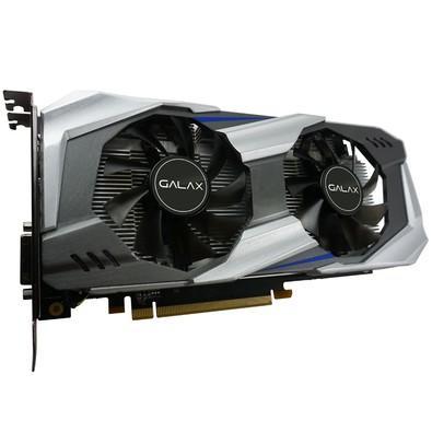 Placa de Vídeo VGA Galax NVIDIA GeForce GTX 1060 OC Entusiasta 6GB GDDR5 192Bits 8008Mhz - 60NRH7DSL9OC