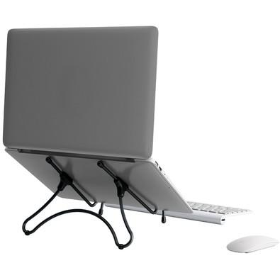 Suporte Octoo UpTable p/ Notebook  Preto Fosco
