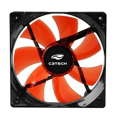 Cooler FAN C3Tech Storm 8cm F7-L50RD