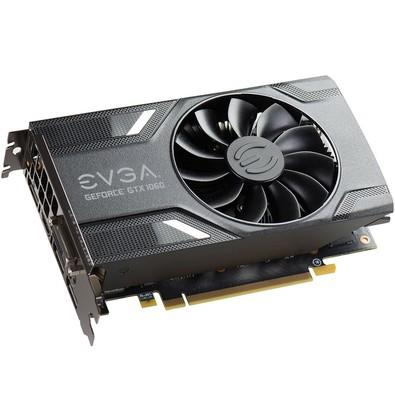Placa de Vídeo EVGA NVIDIA GeForce GTX 1060 Gaming 3GB, GDDR5 - 03G-P4-6160-KR