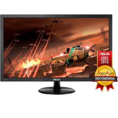 Monitor Gamer Asus LED 27´ Widescreen, Full HD, HDMI/VGA, Som Integrado, 1ms - VP278H-P