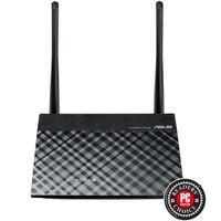 Roteador Wireless ASUS RT-N300, 300Mbps, 2 Antenas, 5dbi, 3-em-1 Roteador/Repetidor/Access Point, Configuração Fácil, Grande Alcance