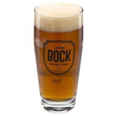 Copo Ludi Cerveja Bock pra dar o Toque - LI0780