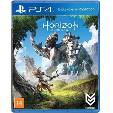 Game Horizon Zero Dawn PS4