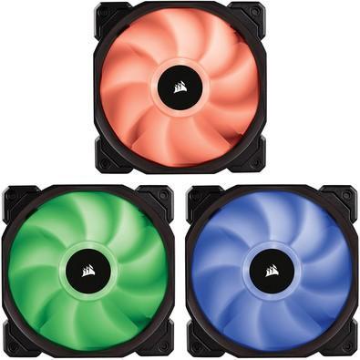 Cooler FAN Corsair SP120 120MM LED MultiColor CO-9050059