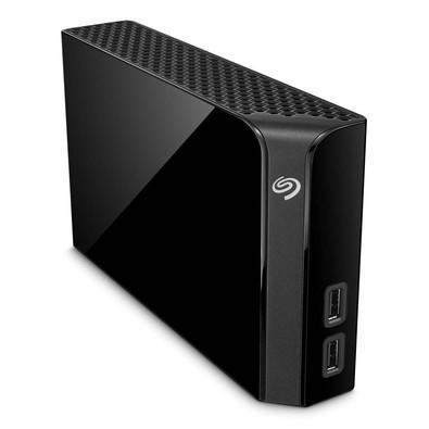 HD Seagate Externo Backup Plus Hub USB 3.0 8TB Preto - STEL8000100