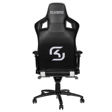 Cadeira Gamer Noblechairs EPIC SK Gaming Edition, Black Blue White - NBL-PU-SKG-001