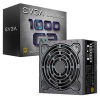 Fonte EVGA 1000W 80 Plus Gold Modular SuperNova Modo ECO 220-G3-1000-X