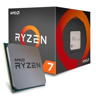 Processador AMD Ryzen 7 1800X, Cache 20MB, 3.6Ghz (4GHz Max Turbo), AM4 - YD180XBCAEWOF