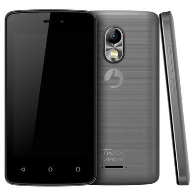 Smartphone Positivo Twist Mini S430, 8GB, 8MP, Tela 4´, Cinza