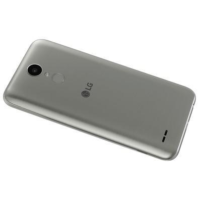 Smartphone LG K10 Novo, 32GB, 13MP, Tela 5.3´, Titânio - M250DS