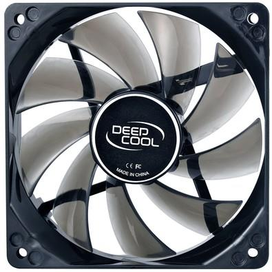 Cooler FAN Deepcool Windblade 120mm RED - DP-FLED-WB120-RD