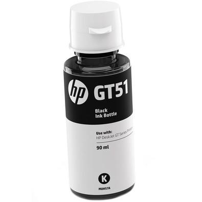 Refil de Tinta HP GT51, Preto - M0H57AL