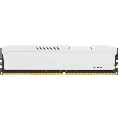 Memória Kingston HyperX FURY 16GB 2133Mhz DDR4 CL14 White - HX421C14FW/16