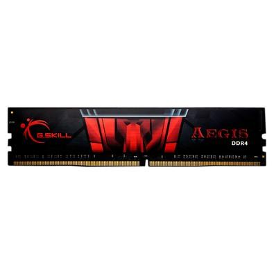Memória Ram Aegis 4gb Ddr4 2400mhz F4-2400c15s-4gis G.skill