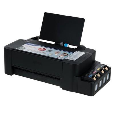Impressora Epson EcoTank, Jato de Tinta, Colorida, Bivolt - L120