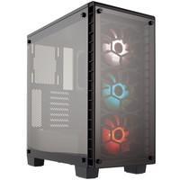 Gabinete Corsair Gamer Crystal Series 460X RGB Vidro Temperado ATX CC-9011101-WW