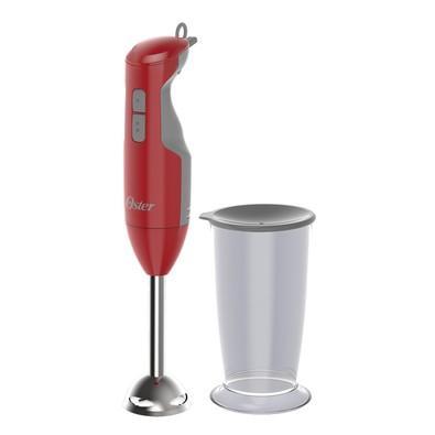 Mixer Oster Versatile Função Turbo 127V - Vermelho