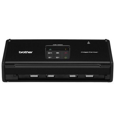 Scanner de Mesa Brother Colorido, Duplex e Rede Wireless - ADS1000W