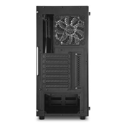 Gabinete Sharkoon TG5 White Vidro Temperado 4mm Led Fan 12cm ATX