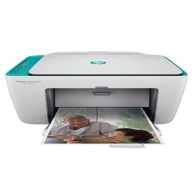 Multifuncional HP DeskJet Ink Advantage 2676, Jato de Tinta, Colorida, Wi-Fi, Bivolt - Y5Z00A