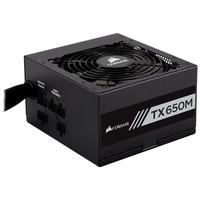 Fonte Corsair 650W 80 Plus Gold Semi Modular TX650M CP-9020132