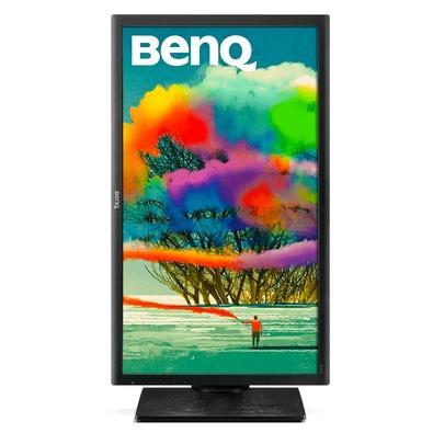 Monitor Profissional BenQ 27´, 2K QHD, IPS, Technicolor Certified, 100% sRGB, REC. 709, HDMI/DisplayPort, Altura Ajustável - PD2700QT