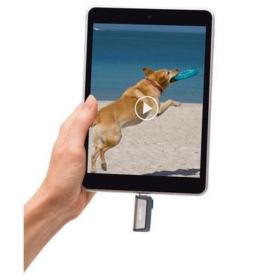 Pen Drive SanDisk p/ Smartphone Ultra Dual Drive USB Type C / USB 3.1 32GB - SDDDC2-032G-G46