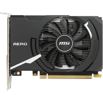 Placa de Vídeo VGA MSI NVIDIA GeForce GT 1030 AERO ITX 2G GDDR5 OC