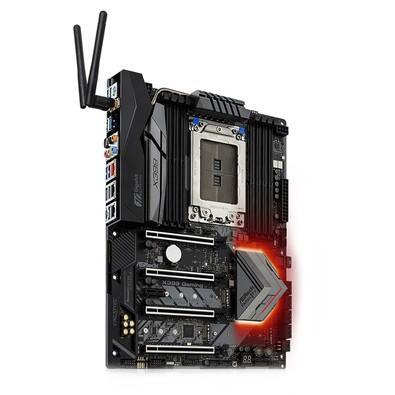 Placa-Mãe ASRock p/ AMD TR4 ATX Fatal1ty X399 Professional Gaming DDR4