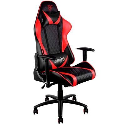 Cadeira Gamer THUNDERX3 TGC15 Preta/Vermelha - 61904