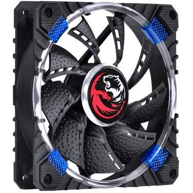 Cooler FAN PcYes 120MM CALAFRIO com LED Azul FCAL120LDAZ
