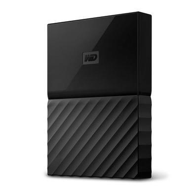 HD Externo Portátil WD My Passport for MAC USB 3.0 1TB Preto- WDBFKF0010BBK