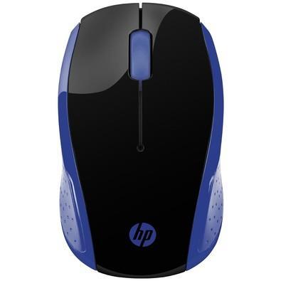 Mouse HP Sem Fio 200 Oman Azul