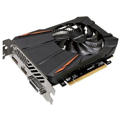 Placa de Vídeo Gigabyte AMD Radeon RX 560 OC 4G, GDDR5 - GV-RX560OC-4GD