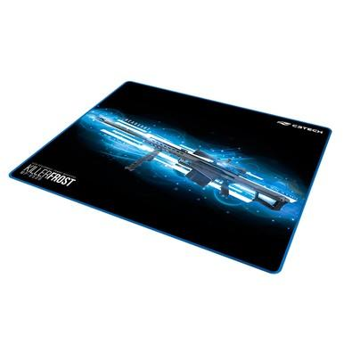 Mousepad Gamer C3 Tech 430x350mm Control com Borda Costurada MP-G500