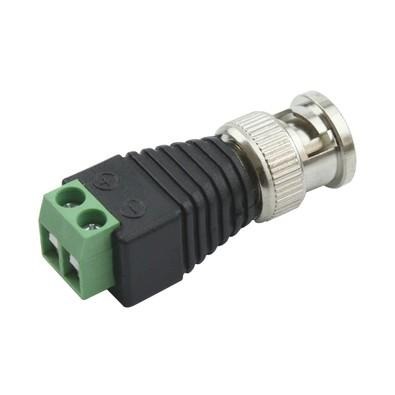 Plug BNC Macho Connect Pro c/ Borne 062-9961