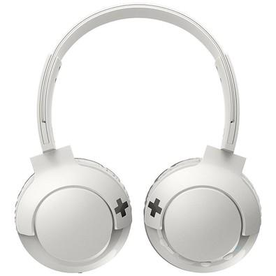 Headphone Bluetooth Philips Branco SHB3075