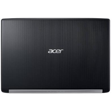 Notebook Acer Aspire 5, Intel Core i5-7200U, 4GB, 1TB, Windows 10, 15.6´ - A515-51-55QD