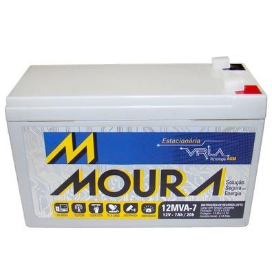 Bateria Selada Moura 12V 7Ah 36334-7