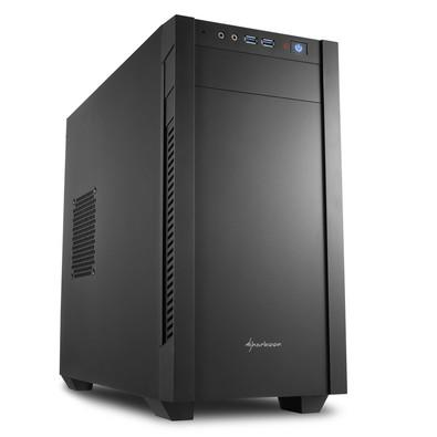 Gabinete Micro ATX - Sharkoon S1000