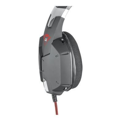Headset Gamer Trust GXT 322 Carus Black - 20408