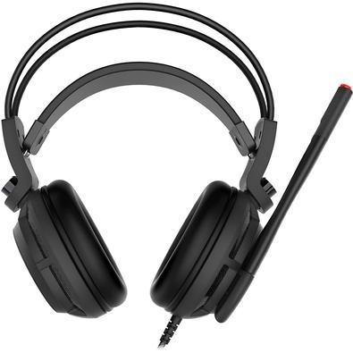 Headset Gamer MSI 7.1 com LED DS502