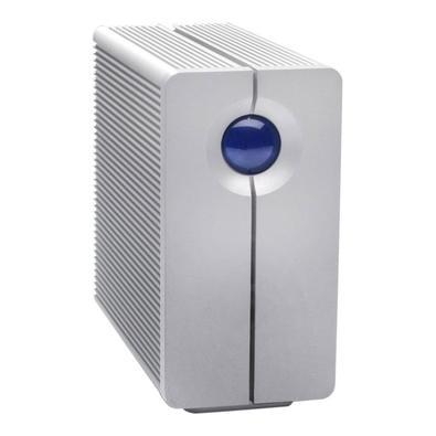 HD Externo Lacie 2big Quadra 8TB USB 3.0 + FireWire 800 7200RPM - LAC9000317
