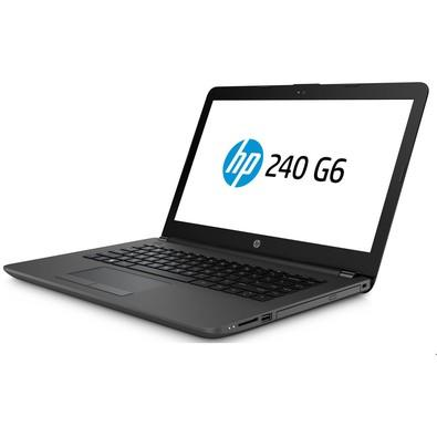 Notebook HP 240 G6, Intel Core I5-7200U, 8GB, 1TB, Windows 10 Pro, 14´ - 2NE62LA