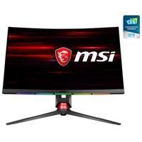 Monitor Gamer MSI Optix LCD 27´ Widescreen Curvo, WQHD, HDMI/Display Port, FreeSync, 144Hz, 1ms - MPG27CQ