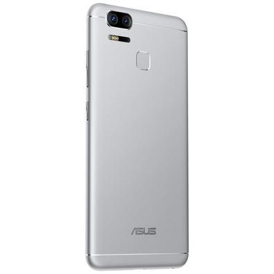 Smartphone Asus Zenfone Zoom S, 32GB, 12MP, Tela 5.5´, Prata - ZE553KL-3J066BR