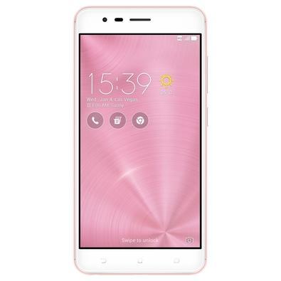 Smartphone Asus Zenfone Zoom S, 64GB, 12MP, Tela 5.5´, Rose Gold - ZE553KL-3I102BR